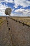 телескоп радио изображения Стоковое Изображение RF