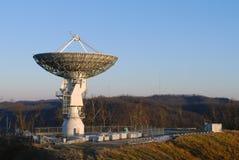 телескоп радио Стоковые Фото