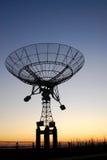 телескоп радио Стоковые Фотографии RF