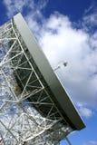 телескоп радио jodrell банка Стоковые Фотографии RF