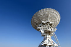 Телескоп радио VLA Стоковые Фотографии RF
