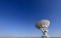 Телескоп радио VLA Стоковое Изображение RF