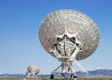 Телескоп радио VLA Стоковые Фото