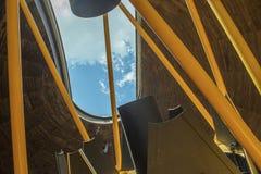 телескоп см 165 стоковые изображения