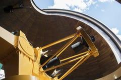 телескоп 165 стоковое изображение rf