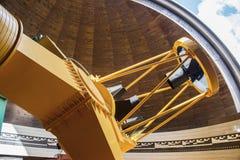 телескоп 165 стоковое фото