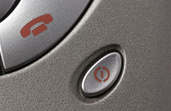 телефонная трубка Стоковая Фотография RF