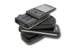 телефоны стоковые фото