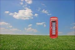 телефон будочки Стоковые Фото