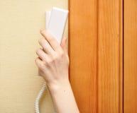 телефон внутренной связи Стоковая Фотография RF