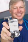 телефон доктора клетки Стоковые Фотографии RF