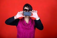 телефон камеры Стоковое Изображение RF