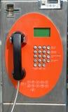 телефон киоска стоковое изображение rf