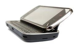 телефон клетки открытый стоковое изображение rf