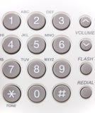 телефон кнопок Стоковые Изображения