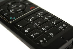 телефон кнопочной панели Стоковое фото RF