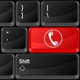 телефон компьютера кнопки бесплатная иллюстрация