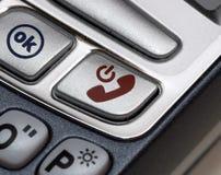 телефон крупного плана Стоковая Фотография RF