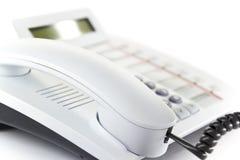 телефон настольного компьютера Стоковое Фото