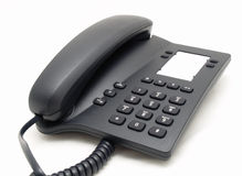 телефон офиса Стоковое Фото