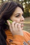 телефон переговора клетки Стоковое Изображение