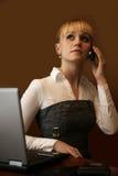 телефон переговора Стоковое Изображение RF