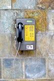 телефон получки Стоковые Изображения