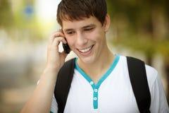 телефон предназначенный для подростков Стоковые Изображения