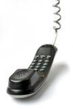 телефон связал проволокой Стоковая Фотография