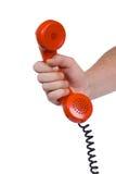 телефон телефонной трубки стоковое фото rf