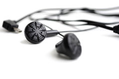 телефон уха Стоковое фото RF