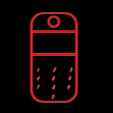 телефон Стоковые Изображения RF