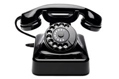 телефон 3 ретро Стоковые Изображения