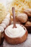 Тело грецкого ореха scrub Стоковая Фотография RF