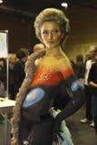 тело искусства Стоковая Фотография RF