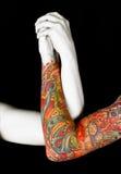 тело искусства Стоковое Изображение RF