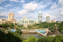 Тематический парк воды лагуны Sunway внешний в Малайзии - серии 3 Стоковое Изображение