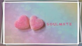 тема валентинки карточки Стоковые Изображения RF