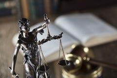 Тема зала судебных заседаний Стоковые Фото