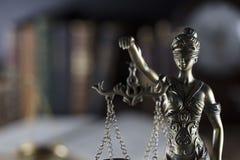 Тема зала судебных заседаний Стоковые Изображения