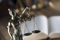 Тема зала судебных заседаний Стоковое Фото