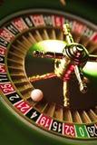 Тема казино стоковая фотография rf