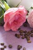 тема кофе Стоковое Фото