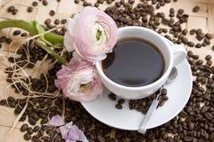 тема кофе Стоковые Фото
