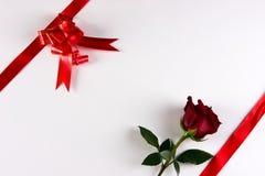 Тема дня ` s валентинки Стоковое Изображение