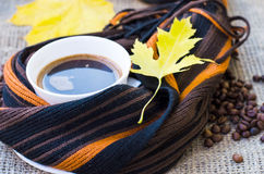 тема разрешения изображения цветка кофе высокая Стоковое Фото