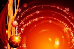 тема рождества Стоковые Изображения RF