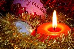 тема рождества Стоковая Фотография RF
