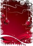 тема рождества Стоковое Изображение