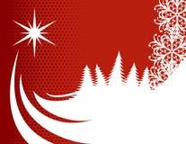 тема рождества веселая Стоковое Изображение